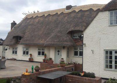 Listed Cottage Restoration Rushdon